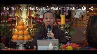 Tiến Trình Giác Ngộ Của Đức Phật