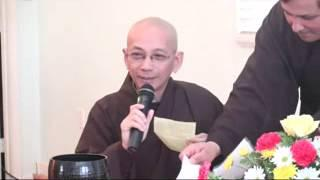 Tọa Đàm Và Cộng Tu Niệm Phật (Kỳ 4) (Tại California, Mỹ Quốc, 2013)