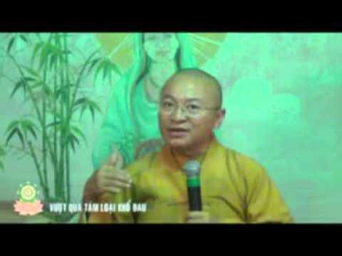 Vượt qua tám loại khổ đau (06/05/2012) video do Thích Nhật Từ giảng