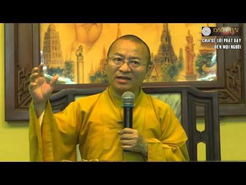 Chia sẻ lời Phật dạy đến mọi người - 06/12/2015