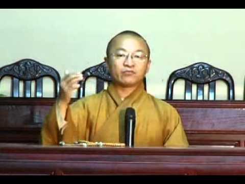 Ý nghĩa vu lan (12/09/2009) video do Thích Nhật Từ giảng