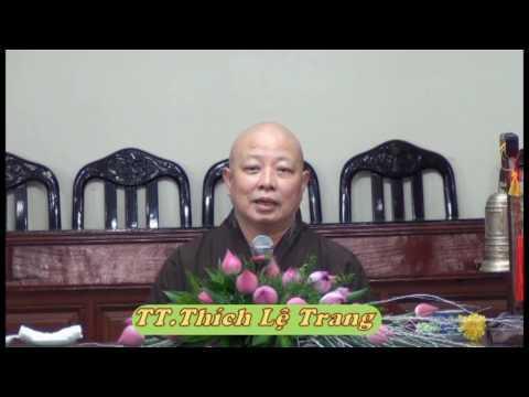 Trường Hạ 2015 - Chùa Hưng Phước (B2) - TT.Thích Lệ Trang