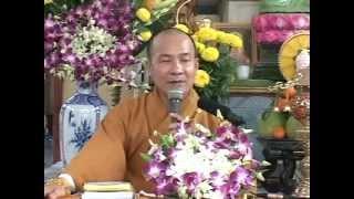 Chín Đóa Sen Vàng Dâng Phật A Di Đà