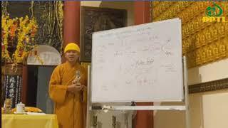15/3/2020 ~ nhằm ngày 22/2/năm Canh Tý . Giảng Duy Thức Học buổi 3 tại chùa Thiên Ấn ~ Sydney ~