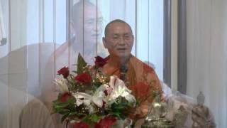 Thiền trong đời sống 1 (Sydney, 3/12/2011)