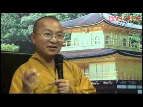 Kinh Vô Lượng Thọ 04: 48 Lời Nguyện Của Phật A Di Đà (18/11/2012) video do Thích Nhật Từ giảng
