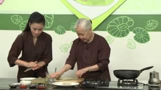 Món chay 81 - Ram nấm - Chả giò nấm