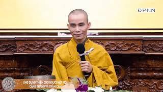 Ứng Dụng Thiền Cho Người Mệt Mỏi & Trầm Cảm