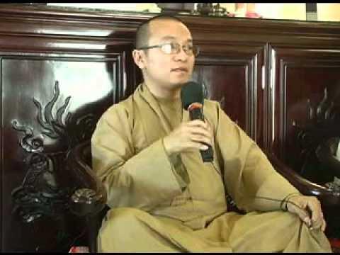 Tương lai Phật giáo A (25/06/2007) video do Thích Nhật Từ giảng