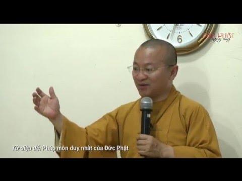 Tứ diệu đế: Pháp môn duy nhất của Đức Phật