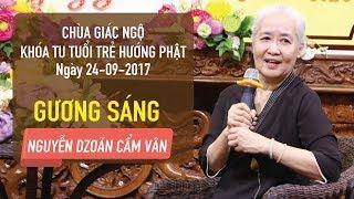 Gương Sáng Kỳ 17 - Nguyễn Dzoãn Cẩm Vân