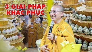 """Sự việc """"Tro Cốt """" ở chùa Kỳ Quang 2 bị thất lạc bảng tên và hướng giải quyết"""