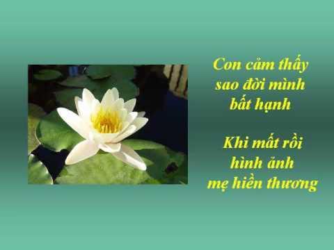 VU LAN NHỚ MẸ -  Nhạc Võ Tá Hân - Thơ TMK - Ca sĩ Bảo Yến
