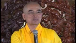Kinh Lăng Nghiêm p3 - buổi giảng 40 - Ty Kheo Thích Tue Hai
