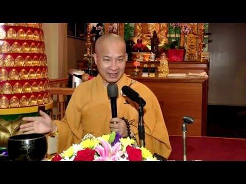 Giới và tu niệm Phật