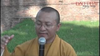 Chuẩn Bị Cuối Đời (11/10/2012) video do Thích Nhật Từ giảng