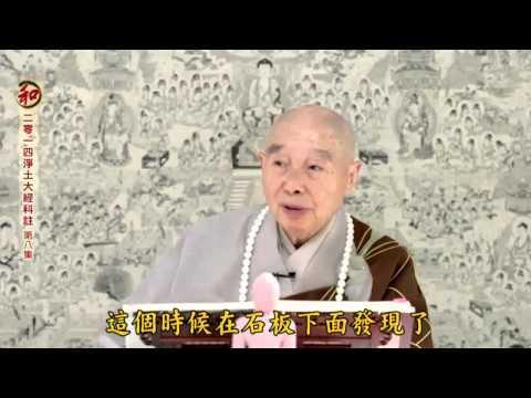 Tịnh Độ Đại Kinh Khoa Chú (Tập 08, 2014) (Cư Sĩ Vọng Tây cẩn dịch)