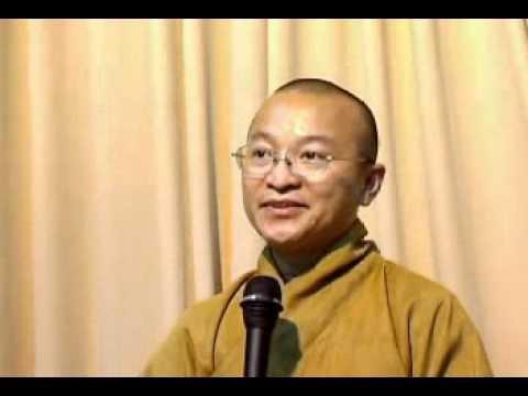 Kinh Trung Bộ 131: Người Làm Chứng Nhân Quả (28/06/2009) video do Thích Nhật Từ giảng