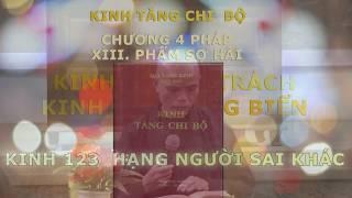 Kinh Tăng Chi | Chương 4 pháp | Phẩm  Sợ Hãi | Kinh 123 Hạng người sai khác