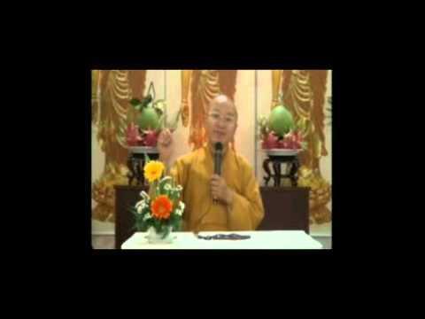 Sáu Ba La Mật (06/05/2012) video do Thích Nhật Từ giảng