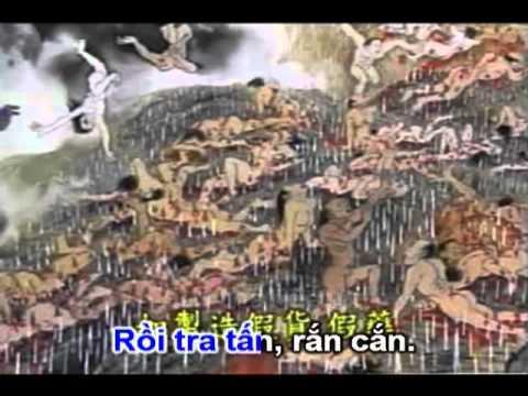 Nhân Quả Địa Ngục - Karaoke (Nhạc Phật Giáo chế lời)