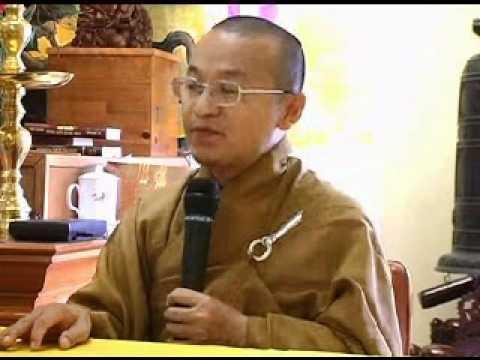 Kinh Phước Đức 2A: Lập nghiệp và hiếu thảo (26/07/2008) video do Thích Nhật Từ giảng