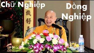 Dòng nghiệp (Phật tử nên biết)