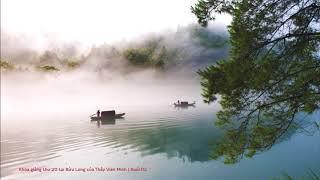 Ngày 2: Tánh không - An trú tâm - Tứ hạnh - Trả pháp lại cho pháp - Ba-la-mật... - HT Viên Minh