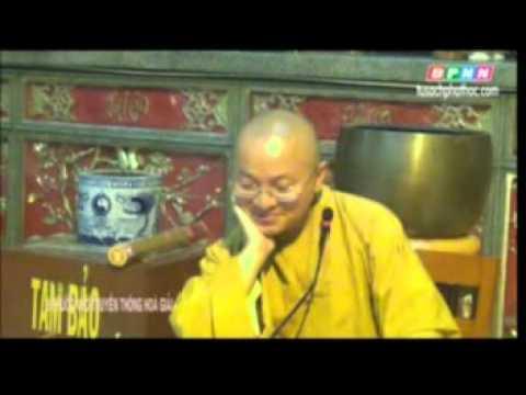 Kinh Thập Thiện 06: 5 phước nhờ truyền thông hòa giải (20/05/2012) video do Thích Nhật Từ giảng