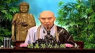 Kinh Vô Lượng Thọ (Giảng Lần Thứ 10, 1998) (Phần 68, Tập 135 Và 136)