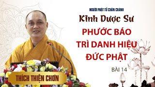 Kinh Dược Sư: Phước báo trì danh hiệu Đức Phật