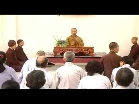 Thanh Niên Phụng Sự Xã Hội - phần 3/4 (15/05/2009) video do Thích Nhật Từ giảng