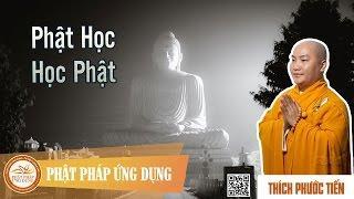 Phật Học và Học Phật