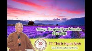 Ba giáo lý cơ bản của Đức Phật