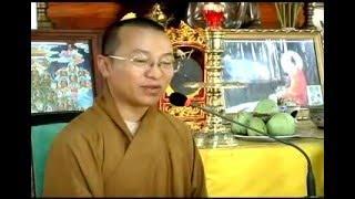 Phương Pháp Niệm Phật - Phần 2/2 (01/07/2008) video do Thích Nhật Từ giảng
