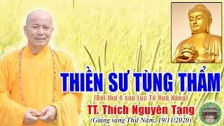 187. Thiền Sư Triệu Châu Tùng Thẩm | TT Thích Nguyên Tạng giảng