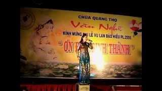 Văn Nghệ  Vu Lan 2011 - Chùa Quang Thọ