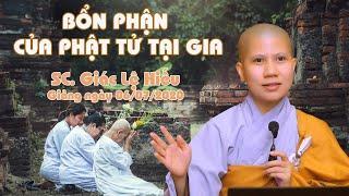 Bổn phận người Phật tử tại gia - SC. Giác Lệ Hiếu