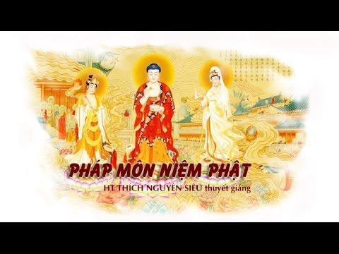 Pháp Môn Niệm Phật