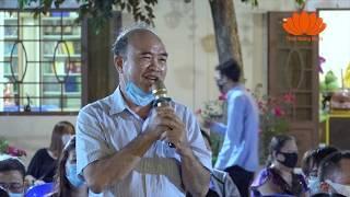 Ni Sư Hương Nhũ vấn đáp rất thuyết phục câu hỏi hay về ăn chay và ăn mặn  || Thiên Quang Media