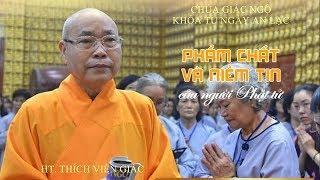 Phẩm chất và niềm tin của người Phật tử - HT. Thích Viên Giác