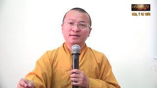 Vấn đáp Phật pháp: Tâm, ý và thức, lục căn và ý thức trong khi ngủ, bùa ngải có hay không?