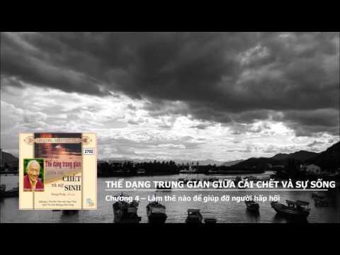 Thể Dạng Trung Gian Giữa Cái Chết Và Sự Sống - Chương 4 phần 1 – Làm thế nào để giúp đỡ người hấp hố