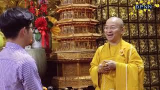 Đài VTC Phỏng Vấn TT. Thích Nhật Từ  ngày26-02-2021