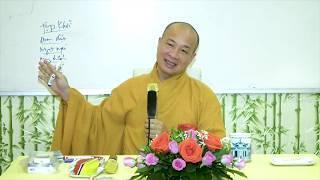Thiền tập lần thứ 35- Minh Sát Tuệ- Vipassana- 37 Phẩm Trợ Đạo || Thất Bồ Đề Phẩm (tiếp theo)