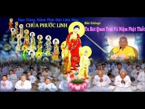 Tu Bát Quan Trai và Niệm Phật Thất
