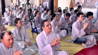 Trì danh niệm Phật trong tịnh độ Ngũ Kinh