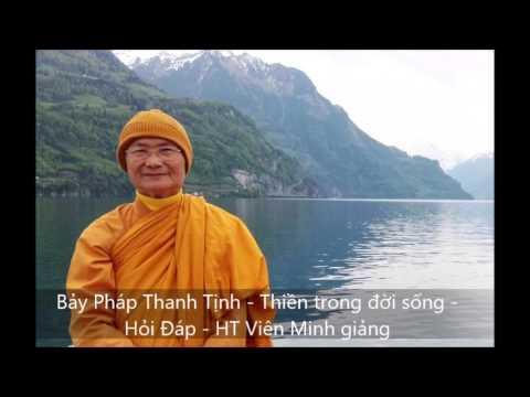 Bảy Pháp Thanh Tịnh - Thiền trong đời sống