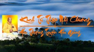 Phật Thuyết Tứ Thập Nhị Chương Kinh (1/4)