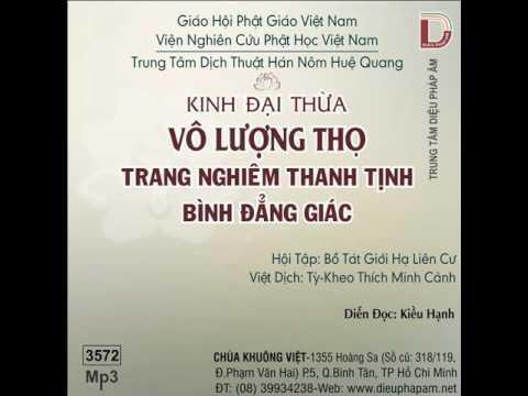 Kinh Đại Thừa Vô Lượng Thọ Trang Nghiêm Thanh Tịnh Bình Đẳng Giác (Phần 5)